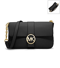 MICHAEL Michael Kors® Small Fulton Leather Flap