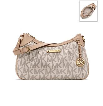 MICHAEL Michael Kors® Medium Fulton Leather Shoulder Bag