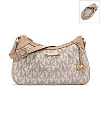 MICHAEL Michael Kors® Medium Fulton Leather Shoulder Bag