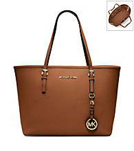 MICHAEL Michael Kors® Small Jet Set Leather Tote