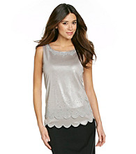 MSK® Caviar Beaded Top