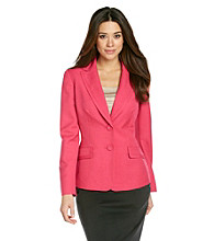 Evan-Picone® Solid Washable Jacket