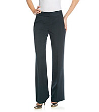 Evan-Picone® Melange Washable Solid Pant