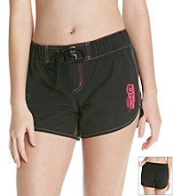 Mambo® Swim Boardshort With Contrast Stitching