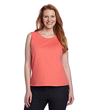 Studio Works® Plus Size Tank