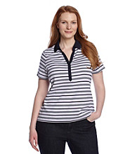Studio Works® Plus Size Polo