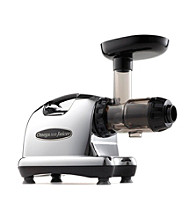Omega J8006 Dual Stage Masticating Juice Extractor with Heavy Duty Auger