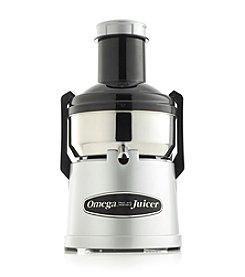 Omega BMJ330 Pulp Ejection Mega Mouth Juicer