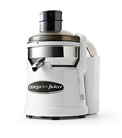 Omega O2110 Model O2 Compact Pulp Ejector Juicer