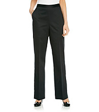 Alfred Dunner® Stretch Waistband Short Pant