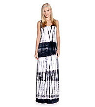 Karen Kane® Tie-Dye Tank Dress