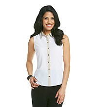 Calvin Klein Buttondown Blouse
