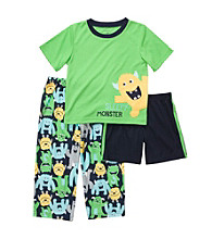 Carter's® Boys' 12M-4T Green 3-pc.