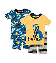 Carter's® Boys' 4-7 Yellow/Blue 4-pc.