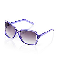 Icon Square Lens Vented Sunglasses