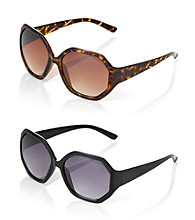 Icon Oversize Lens Sunglasses