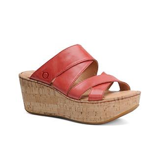 Born Shoes, Kapiti Platform Wedge Sandals Women's Shoes