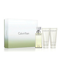 Calvin Klein ETERNITY for Women Gift Set (A $110 Value)