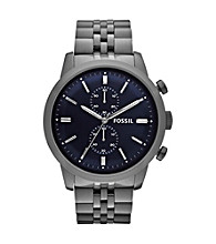 Fossil® Men's Townsman Smoke Watch