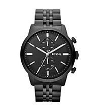 Fossil® Men's Townsman Black Watch