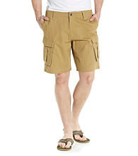 John Bartlett Consensus Men's Solid Twill Cargo Short