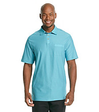 Paradise Collection® Men's Short Sleeve Trapunto Polo Shirt