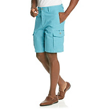 Paradise Collection® Men's Linen Cargo Short