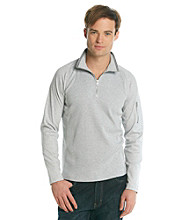 Calvin Klein® Men's Long Sleeve Rib Knit Shirt