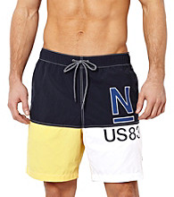 Nautica® Men's Navy Swim Short