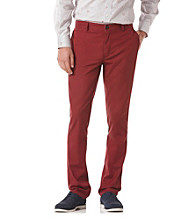 Perry Ellis® Men's Cordavan Textured Slim-Fit Chino Pant