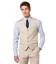 Perry Ellis® Men's Crimini Textured Vest