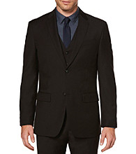 Perry Ellis® Men's Black Solid Sport Jacket