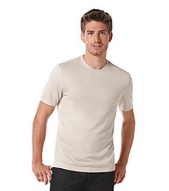 Perry Ellis® Men's Sandbar Short Sleeve Luxe Crewneck Tee