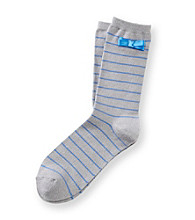 Relativity® Crew Socks with Bow