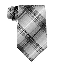 Van Heusen® Men's Faded Grid Regular Width Tie