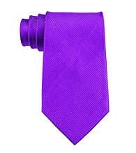 John Bartlett Statements Men's Royal Plum Regular Width Tie