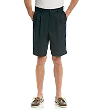 Haggar® Men's Classic Fit Cool 18 Pleated Short