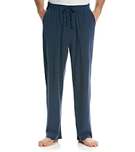 Nautica® Men's Peacoat Anchor Knit Sleep Pant