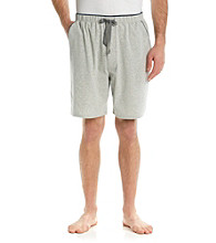 Nautica® Men's Grey Heather Anchor Knit Sleep Short