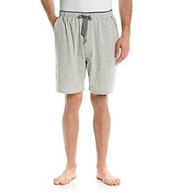 Nautica® Men's Grey Heather Anchor Knit Sleep Short