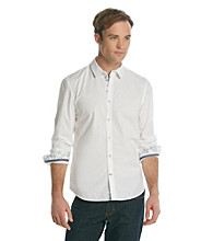 Guess® Men's White Long Sleeve