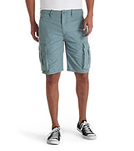 Levi's® Men's Smoky Blue Ace Ribstop Cargo Short