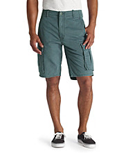 Levi's® Men's Evening Blue Ace Twill Cargo Short