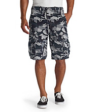 Levi's® Men's Black Camo Ace Twill Cargo Short
