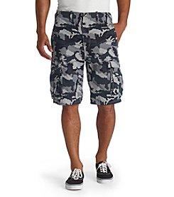 Levi's® Men's Black Camo Ace Twill Cargo Short