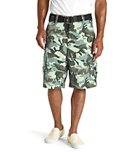 Levi's® Men's Green Camo Squad Cargo Short