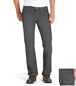 Levi's® Men's Rigid Grey 514™ Straight Fit Jeans