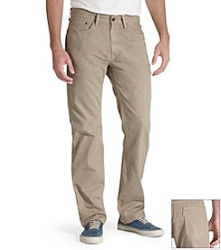 Levi's® Men's Timberwolf 505™ Regular Fit Twill Pants