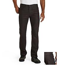 Levi's® Men's Brown Metal 513™ Slim Straight-Fit Jean