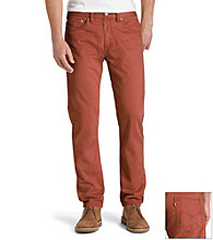 Levi's® Men's Auburn 514™ Straight Fit Soft Washed Twill Jean